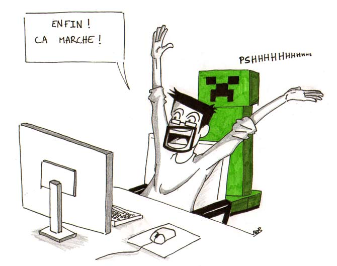Minecraft : Un script pour démarrer son serveur sous Linux