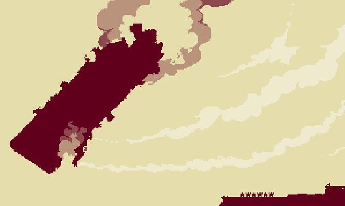 Luftrausers : faire apparaitre le blimp (zeppelin) et autres ennemis