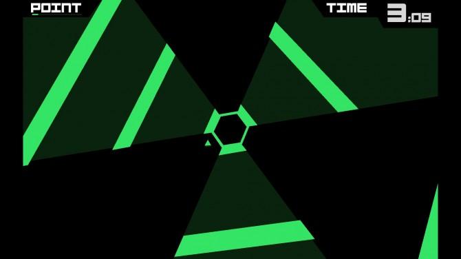 Super Hexagon & Chipzel