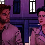 A Wolf Among Us : Bigby et Snow