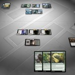 Une partie de Magic 2015 : duels of the planeswalkers