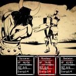 Paper Sorcerer : Minotaure