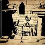 Paper Sorcerer : Marchand