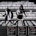 Paper Sorcerer : Combat