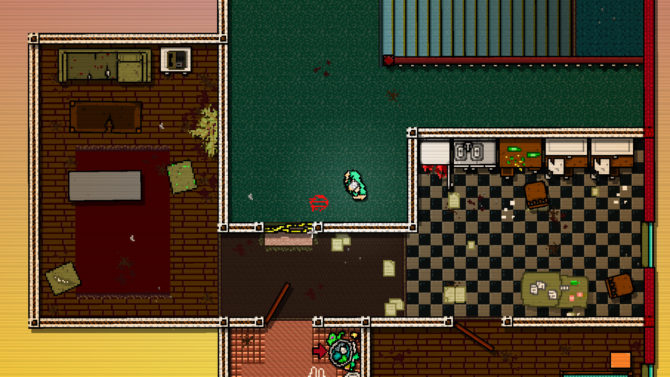 Hotline Miami : Trauma