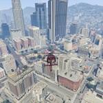 GTA 5 : Hélicoptère