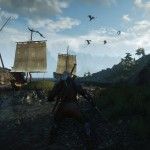 The Witcher 3 : Bateaux