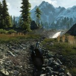 The Witcher 3 : Montagnes