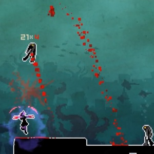 They Bleed Pixels : Air Juggle