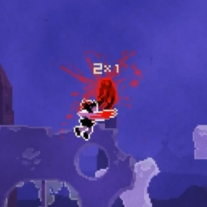 They Bleed Pixels : Aerial Stabbing