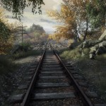 The Vanishing of Carter : Rails