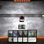 Magic duels : un match