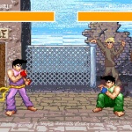 Mibili's Quest : street fighter