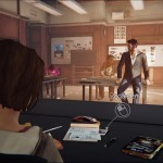 Life is Strange : Classe de M. Jefferson