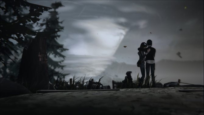 Life is Strange : Chloe et Max dans la tornade