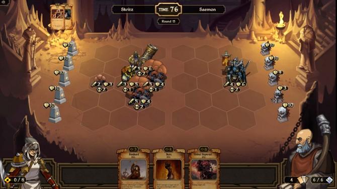 Scrolls-duel