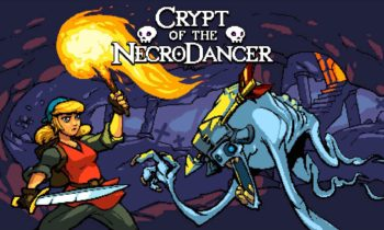 Crypt of the Necrodancer : Ecran titre