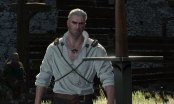 The Witcher 3 : Geralt