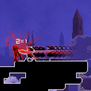 They Bleed Pixels : Dash