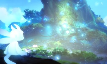 Ori and the Blind Forest : Arbre aux esprits