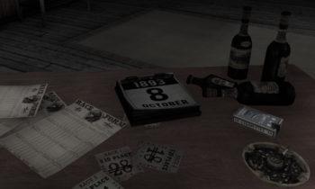 Calendrier dans Bioshock Infinite