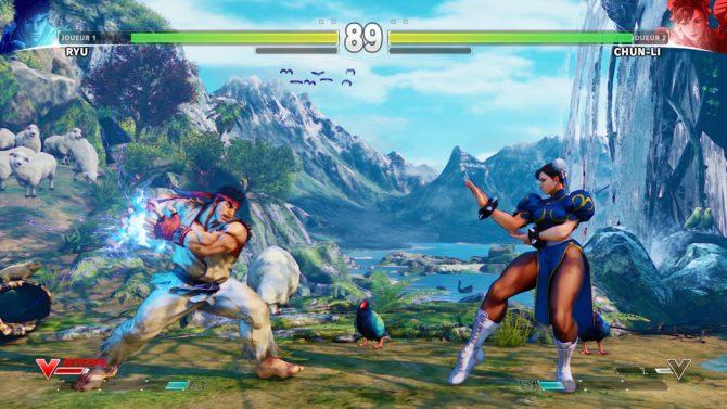 Street Fighter V : un lancement désastreux