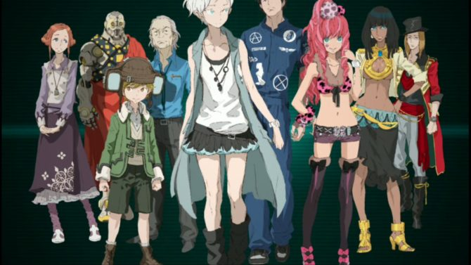 Zero Escape : Virtue's Last Reward