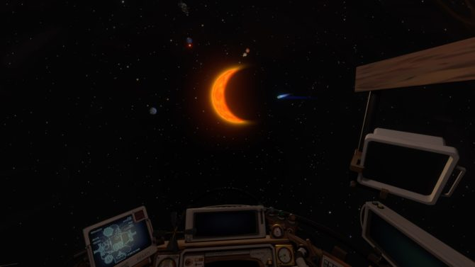 Outer Wilds – Echoes of the Eye